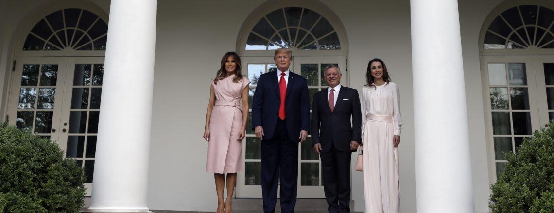 Remarks by President Trump and His Majesty King Abdullah II bin Al-Hussein of Jordan